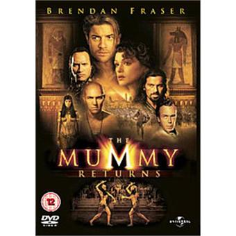 MUMMY RETURNS (DVD) (IMP)