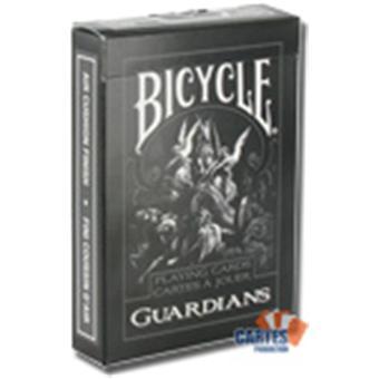 jeu de carte bicycle 4€52 sur Jeu de 54 cartes : BICYCLE Guardians   Jeu de cartes