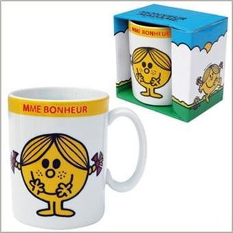 monsieur madame mug madame bonheur top prix fnac. Black Bedroom Furniture Sets. Home Design Ideas