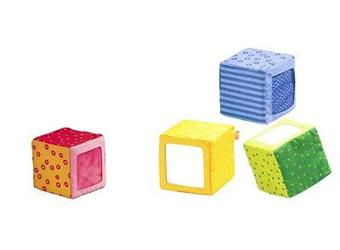 haba cubes d 39 veil en tissu cubes achat prix fnac. Black Bedroom Furniture Sets. Home Design Ideas