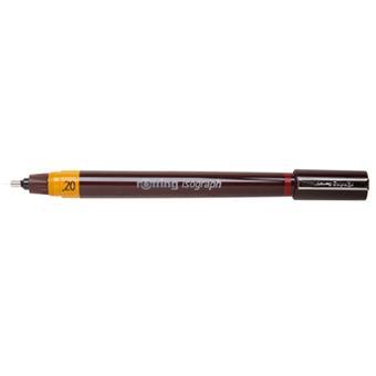 Orange Pointe pour Rotring Rapidograph 1,0mm