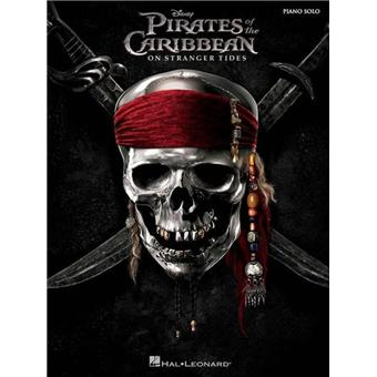 Hans Zimmer - The Pirates of the Caribbean - On Stranger Tides - Paperback - 2011