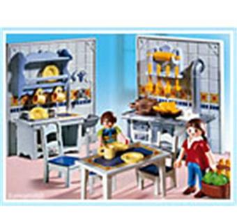 5317 Playmobil Famille Cuisine Playmobil Achat Prix Fnac