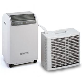 trotec pac4400 climatiseur mobile split achat prix fnac. Black Bedroom Furniture Sets. Home Design Ideas