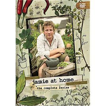 Jamie at home (2dvd) (imp)