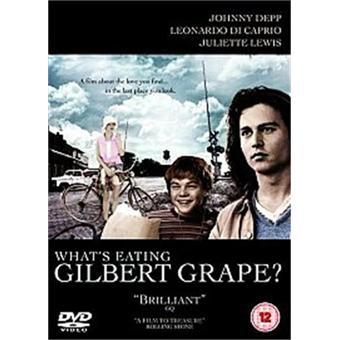 WHAT'S EATING GILBERT GRAPE (DVD)IM