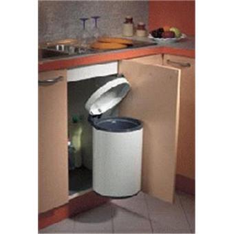 poubelle de porte interporte blanche achat prix fnac. Black Bedroom Furniture Sets. Home Design Ideas