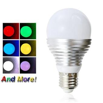 Ampoule Led Couleurs Changeantes 3w Ampoules A Leds Top Prix Fnac