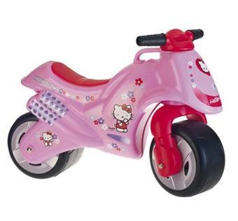 Porteur moto hello kitty - Autre jeu de plein