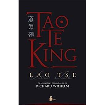Tao teh king (bilingüe)