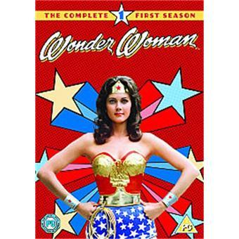 WONDER WOMAN SEASON 1 (5DVD) (IMP)