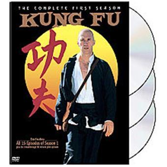 KUNG FU SEASON 1 (3 DVD) (IMP)