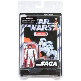 Star wars figurine xclusive george lucas stormtrooper - Grande figurine star wars ...