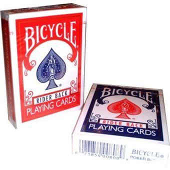 Cartes Bicycle Rider Back Jeu De Cartes Achat Prix Fnac