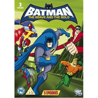 Batman the brave and the bold vol.3