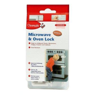 Bloque-micro-ondes et four - Clippasafe