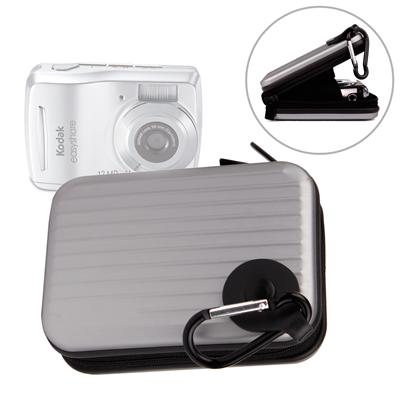 Etui en aluminium léger pour Kodak EasyShare C1505, C713, C140, C813 et C123