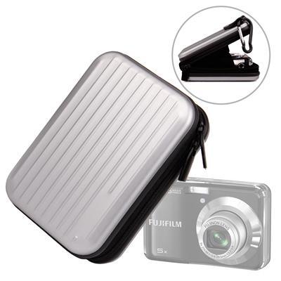Etui en aluminium léger pour Fujifilm FinePix série AX et AJ dont AX360 et AX250