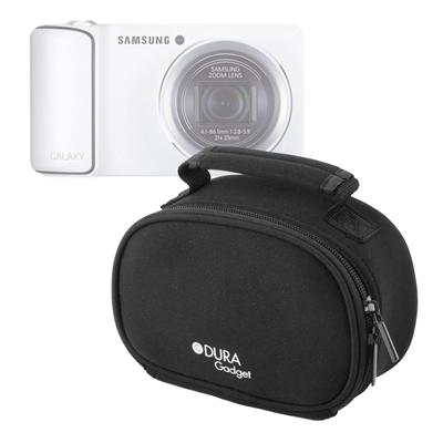 DURAGADGET Etui néoprène épais pour Samsung Galaxy Camera, Smart Camera NX210
