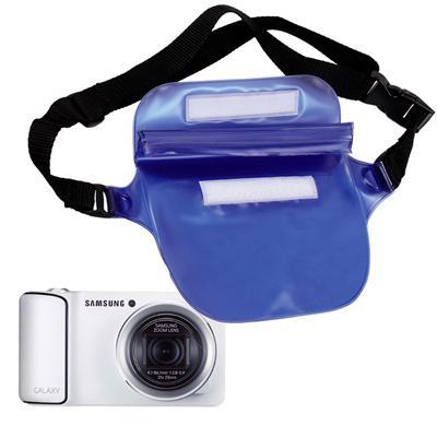 DURAGADGET étui étanche bleu pour Samsung Galaxy Camera, Smart Camera NX210