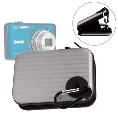 Etui en aluminium léger pour Kodak Easyshare M552, M590, M577 et M550