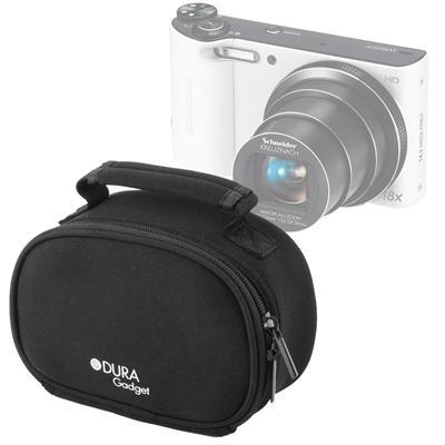 DURAGADGET Etui néoprène épais pour Samsung Smart Camera WB150F, WB800F & WB250F