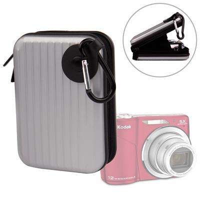Etui en aluminium léger pour Kodak EasyShare C1450, C1550, C143 et C190