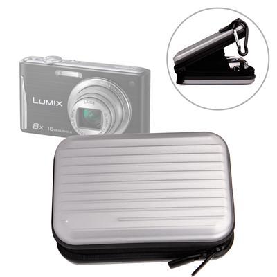 Etui en aluminium léger pour Panasonic Lumix DMC-FS37, FT2, FX77EB-S et FX77