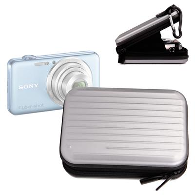 Etui en aluminium léger pour Sony CyberShot DSC-WX50, WX150, WX100 et W530