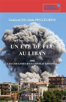 Un été de feu au liban - 9782717863000 - 23,20 €