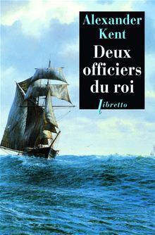 Deux officiers du roi - Une aventure de Richard Bolitho - 9782752908681 - 7,49 €