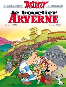 Astérix - Le Bouclier arverne - n°11 - 9782012103702 - 7,99 €