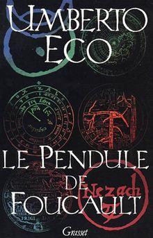 Le pendule de Foucault - 9782246784692 - 7,99 €