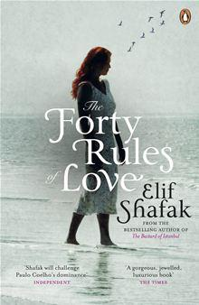 The Forty Rules of Love - 9780241957103 - 3,99 €