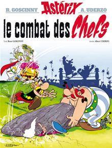 Astérix - Le Combat des chefs - n°7 - 9782012103665 - 7,99 €