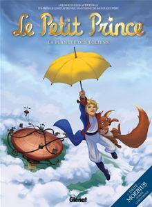 Le Petit Prince - Tome 01 - La Planète des Eoliens - 9782331000706 - 6,99 €