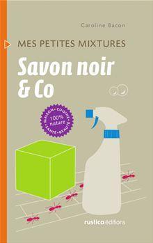 Savon noir & Co - Maison - Cuisine - Santé - Beauté - 100% nature - 9782815302616 - 2,99 €