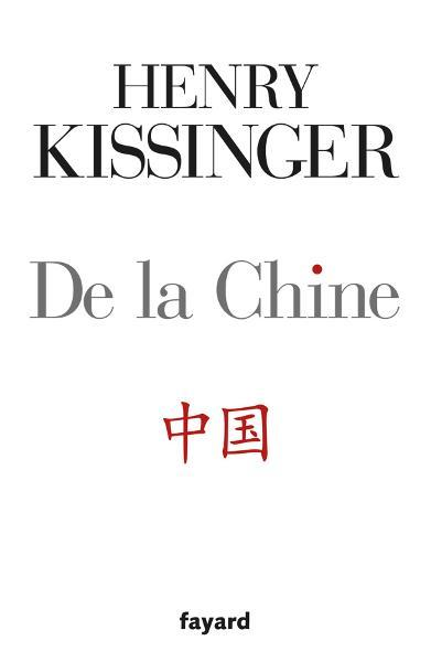 De la Chine - 9782213667317 - 17,99 €
