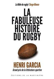 Fabuleuse histoire du rugby - 9782732457949 - 20,99 €