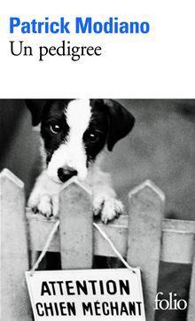 Un pedigree - 9782072376269 - 6,49 €