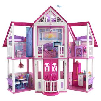 Mattel Barbie Ma Maison De Reves