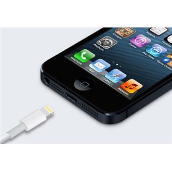 1517a319b0a5 Apple iPhone 5 - 16 Go Blanc   Argenté - Smartphone - Achat   prix   fnac
