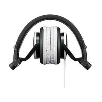 Casque Sony Mdr V55 Noirblanc Casque Audio Achat Prix Fnac