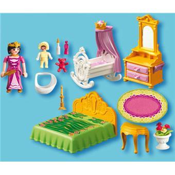 Playmobil Princess 5146 Chambre de la reine - Playmobil | fnac