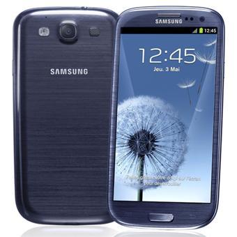 galaxy s3 bleu