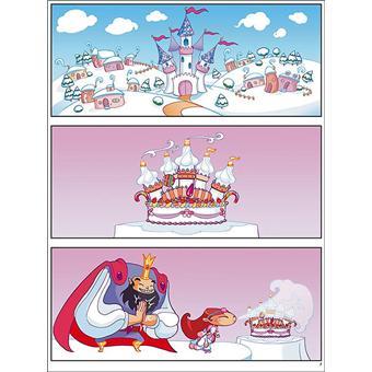 Lily Tome 1 Joyeux Anniversaire Princesse Elsa Brants