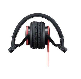 Casque Sony Mdr V55 Rougenoir Casque Audio Achat Prix Fnac