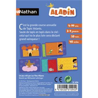 Nathan Aladin Autre Jeu De Societe Achat Prix Fnac