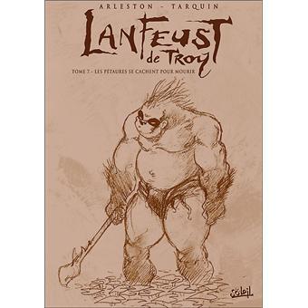 lanfeust de troy tome 7 les petaures se cachent pour mourir edition collector