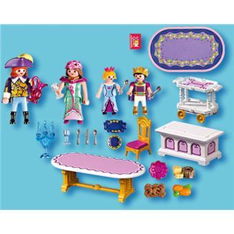 playmobil princess 5145 salle manger royale playmobil achat prix fnac
